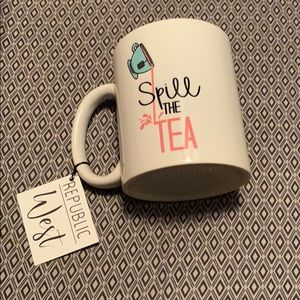 Other - Spill the Tea Coffee Mugs